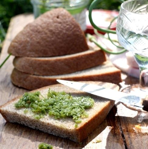 Паста из чесночных стрелок: лучшие рецепты приготовления