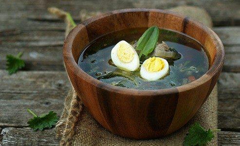 Как приготовить щи из крапивы и щавеля: пошаговые рецепты