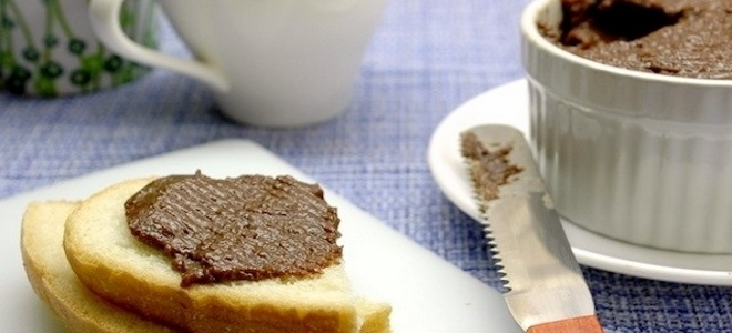 Как сделать шоколадную пасту в домашних условиях из какао