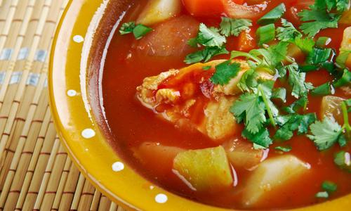 Классический рецепт узбекского супа шурпа