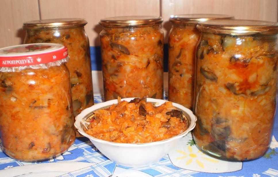 Как сделать солянку на зиму в банках с томатным соусом