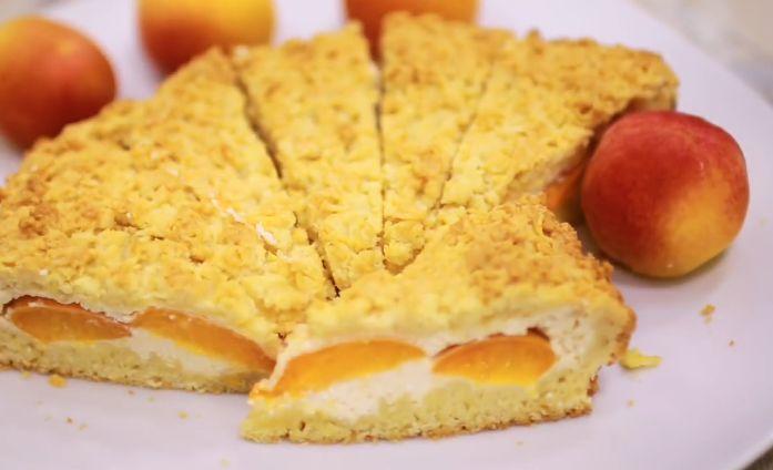 Как сделать самый вкусный творожный пирог