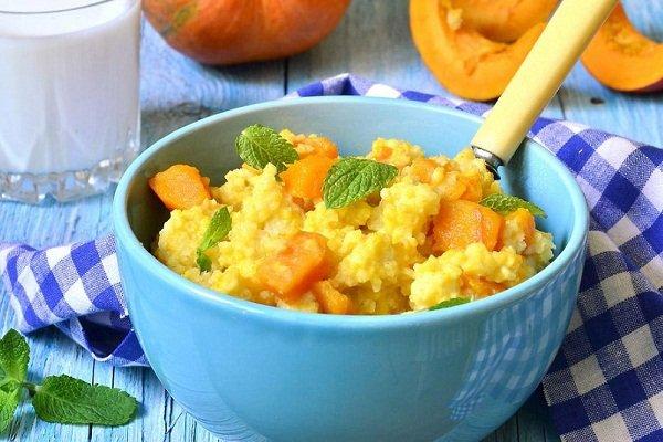 Как сварить вкусную рисовую кашу с тыквой: рецепты с фото