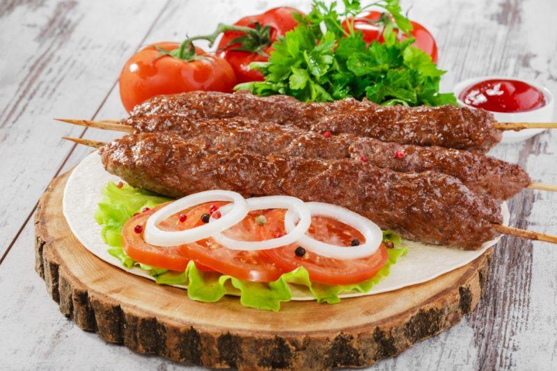 Как приготовить фарш для люля-кебаб из говядины
