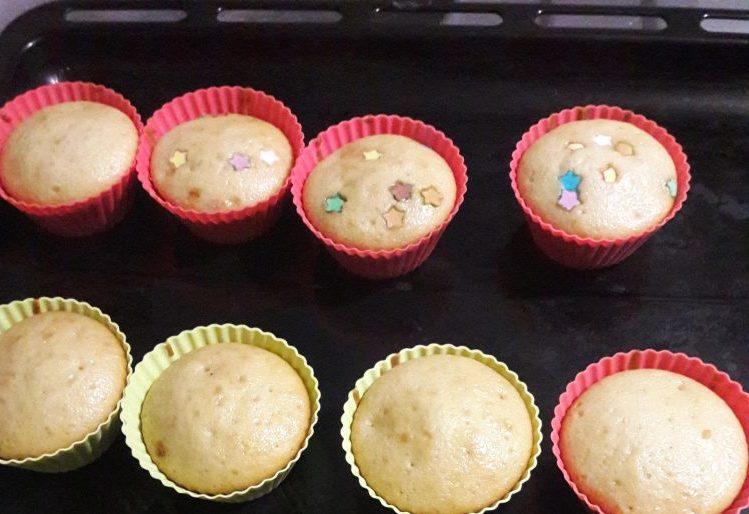 Вкусные кексы в силиконовых формочках: рецепты пошагово