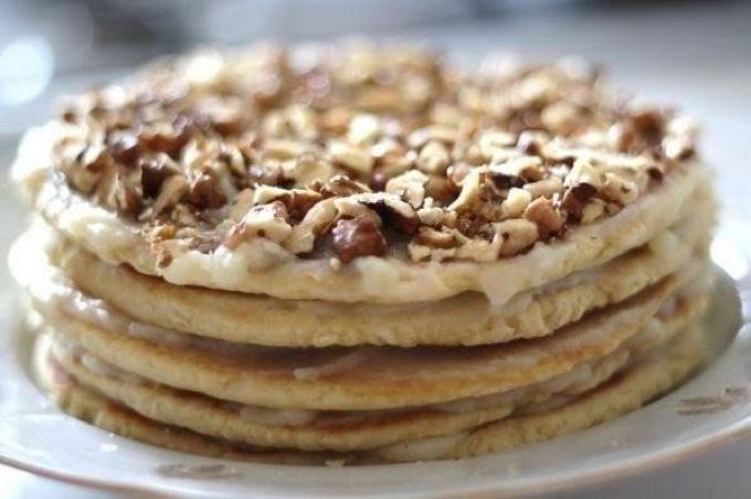 Торты на сковородке рецепты в домашних условиях