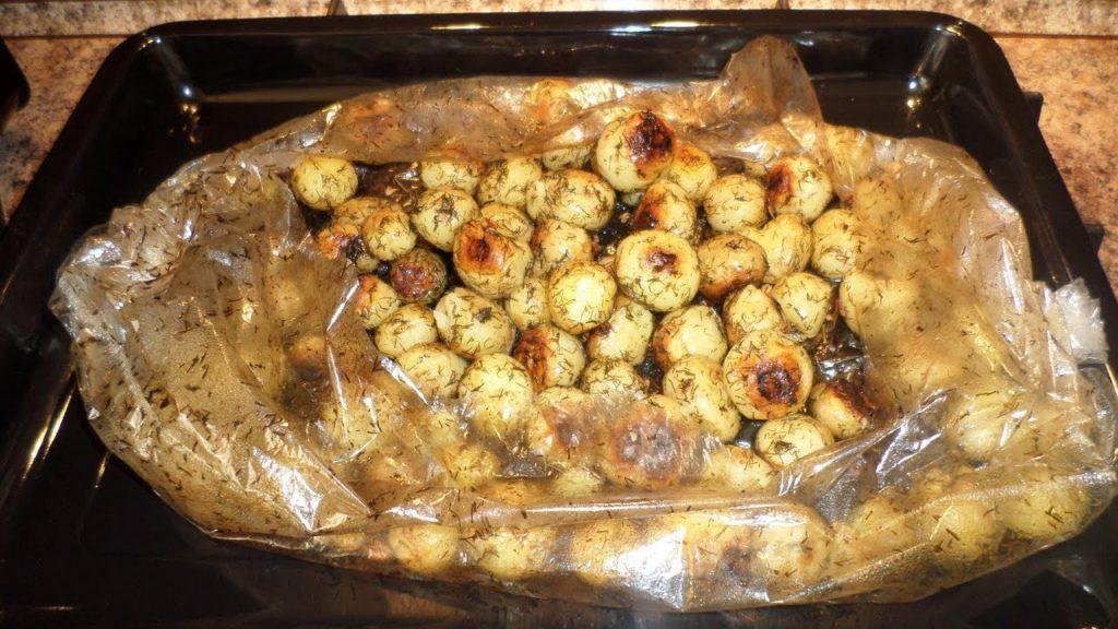 Запеченный картофель - лучшие рецепты вкусного блюда