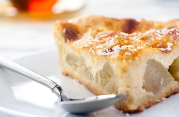 Лучшие рецепты приготовления пудинга из творога в духовке