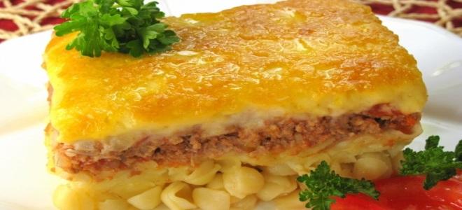 Быстрые и простые рецепты запеканки из макарон на любой вкус
