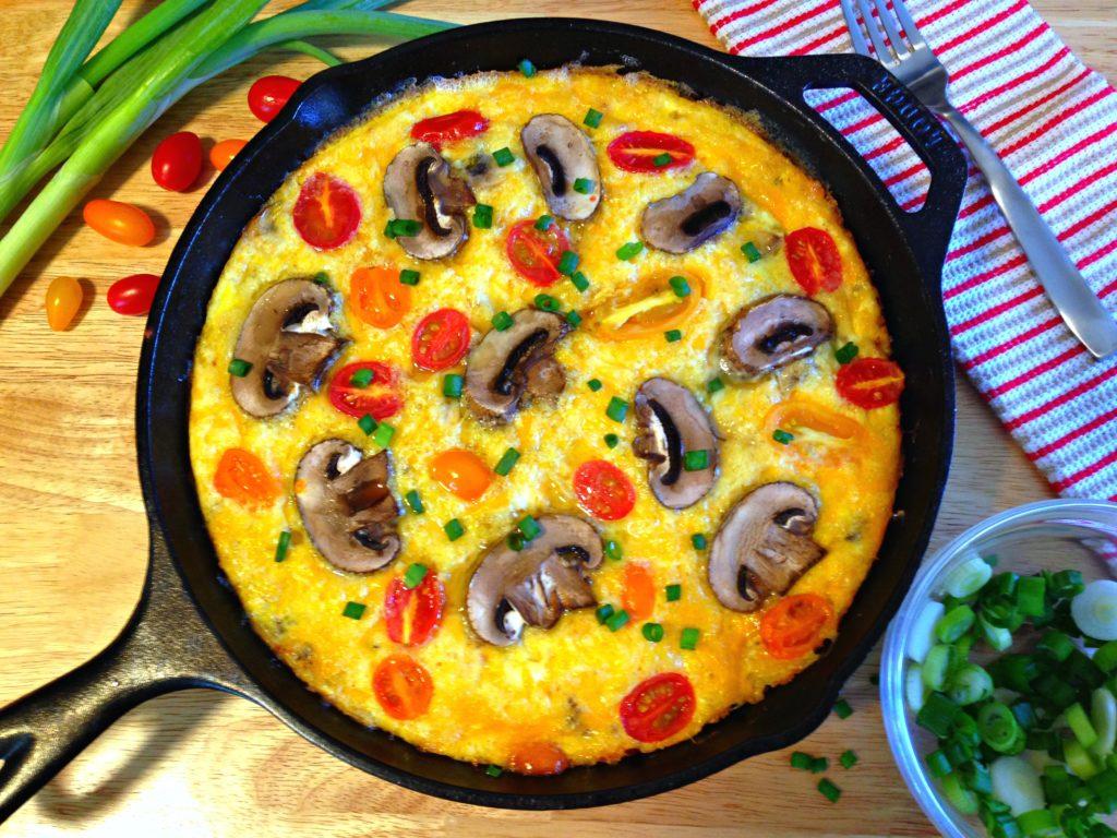 Омлет с помидорами - проверенные рецепты вкусного блюда для завтрака
