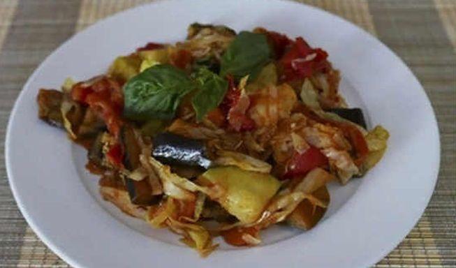 Овощное рагу с баклажанами и кабачками — список вкусных рецептов