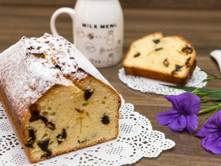 Кекс на молоке - простые пошаговые рецепты