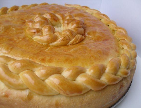 Как приготовить мясной пирог с фаршем и картошкой в духовке