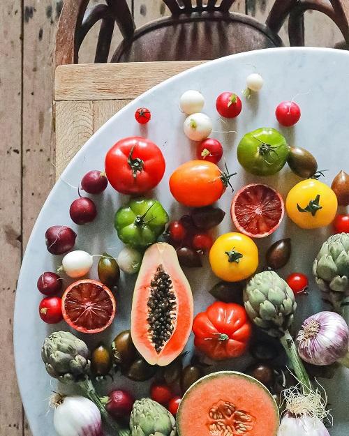 Вегетарианство меню и рецепты для похудения на каждый день